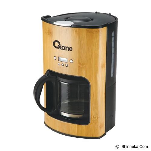 OXONE Bamboo Coffee & Tea Maker [OX-952] - Mesin Kopi Manual
